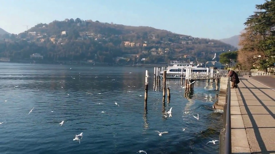 Lake Como, a much-welcomed retreat for lovebirds