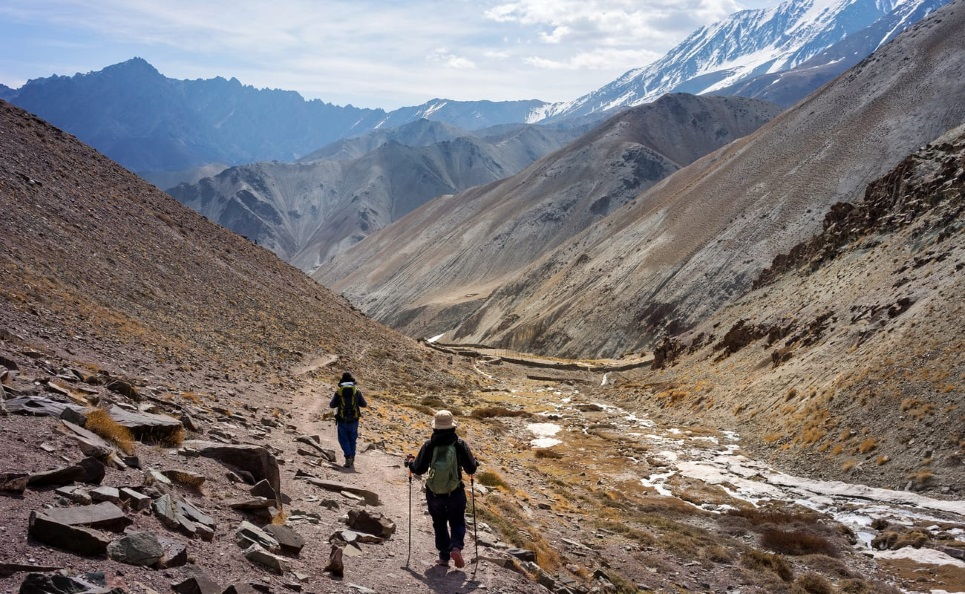 Markha Valley Trek ladakh