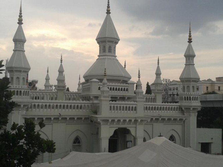 Spanish Mosque in Hyderabad