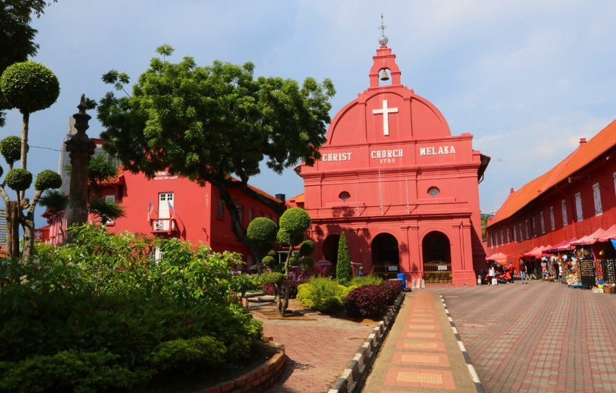 HISTORIC TOWN OF MALACCA