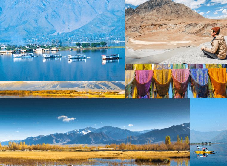 Kashmir Holiday Packages