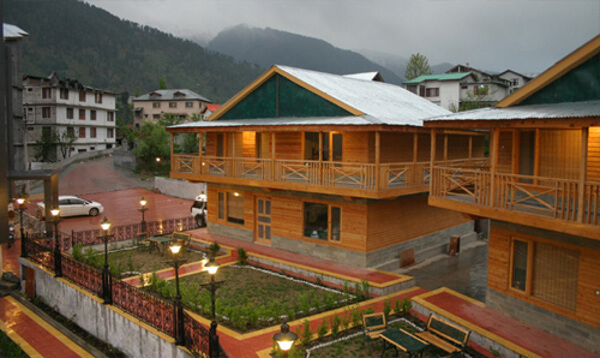 Hotels in Kullu Manali