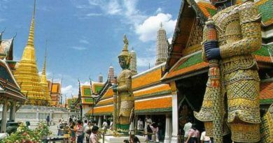 Bangkok travels