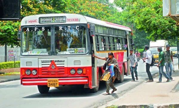 Bus services from Hyderabad