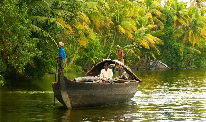 Attraction of Alleppey