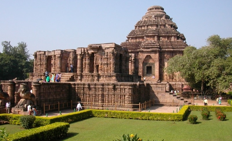 Konark Sun Temple in Odisha: