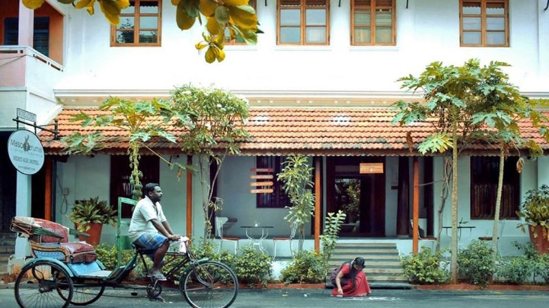 Maison Perumal Pondicherry