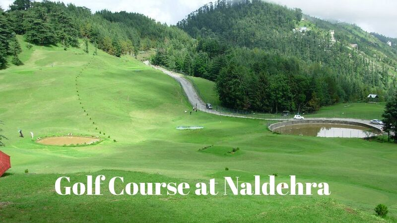 Golf Course at Naldehra