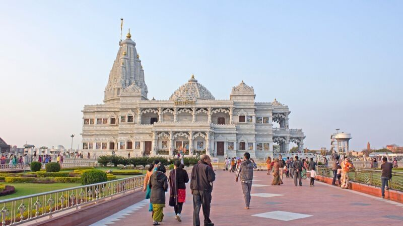 MATHURA AND VRINDAVAN