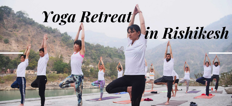 RISHIKESH YOGA TOUR PACKAGE